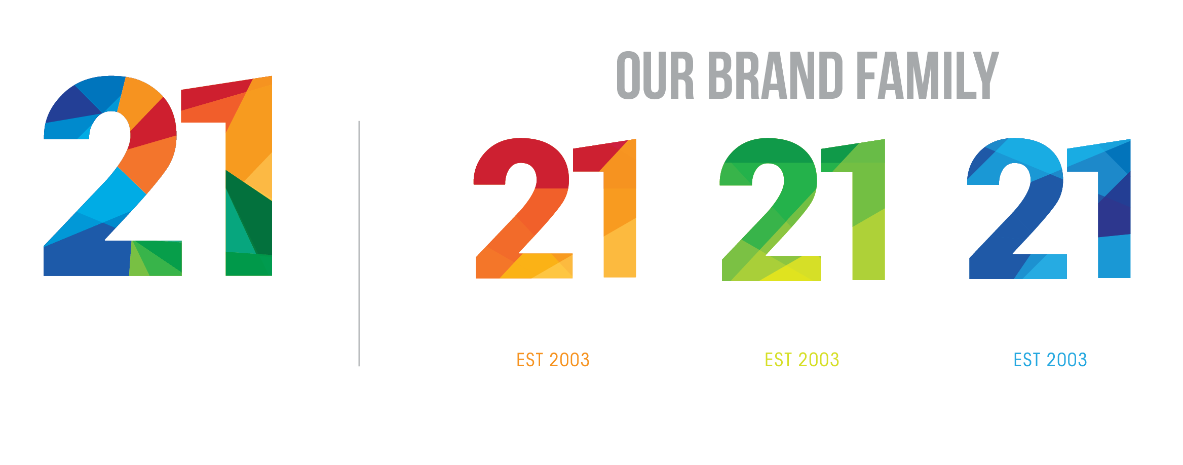 21Digital - Our Brand Family