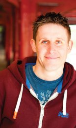 Steven Taylor, Creative Director