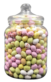 Mini Egg jar