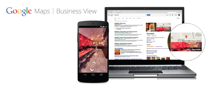Google Maps | Business View