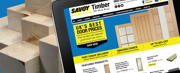 Savoy Timber - Magento