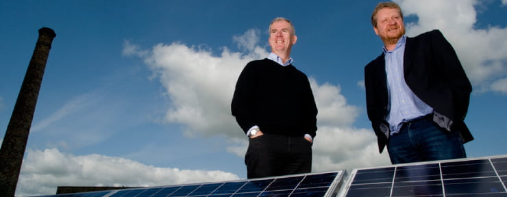 Ged Ennis, The Low Carbon Energy Company