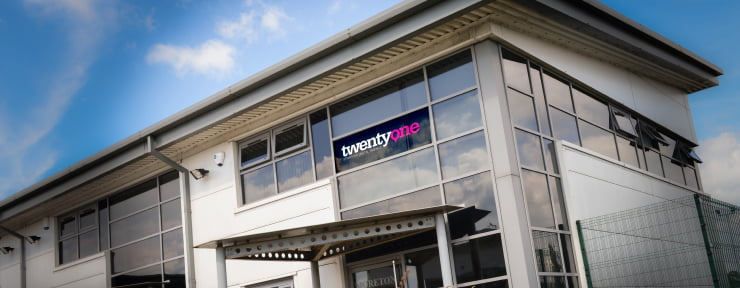 Twentyone, Moreton House