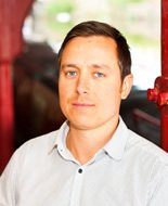 Sam Fletcher, Marketing Director