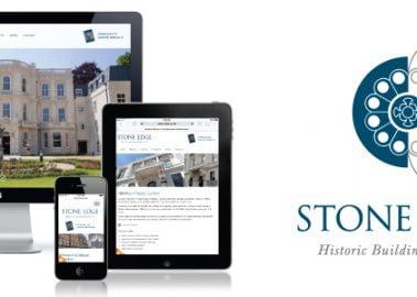 Stone Edge - Web Design