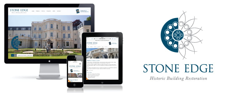 Stone Edge - Web Design