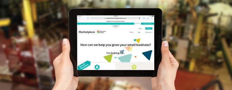 Enterprise Nation Marketplace
