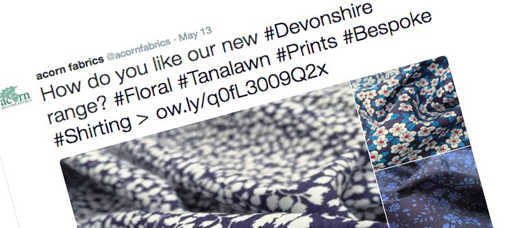 Acorn fabrics