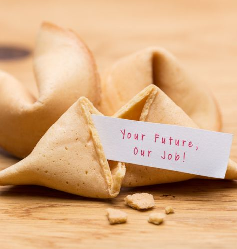 Essential Employment Fortune Cookie