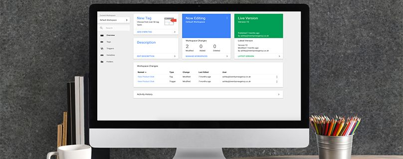 the benefits of google tag manager
