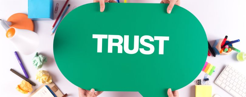 a few easy ways to build trust amongst your customers