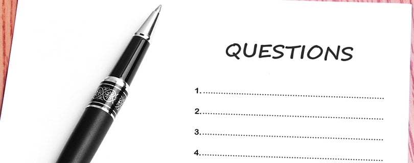 questions list for your marketing agency