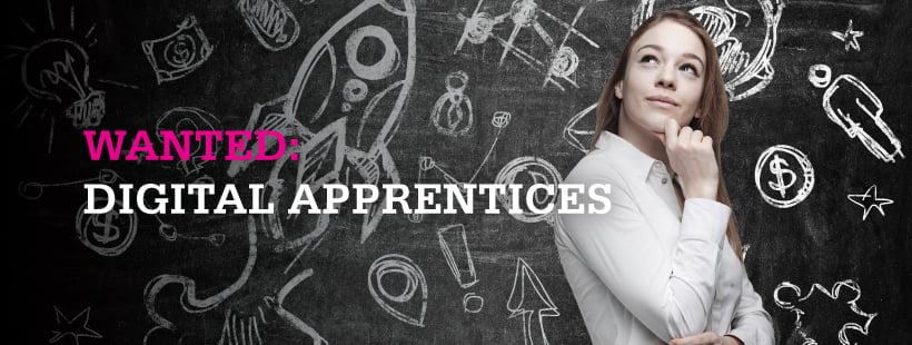 twentyone wants digital apprentices