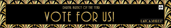 Digital Agency Of The Year. Vote For Us!