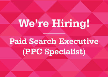 Paid Search Executive (PPC Specialist)