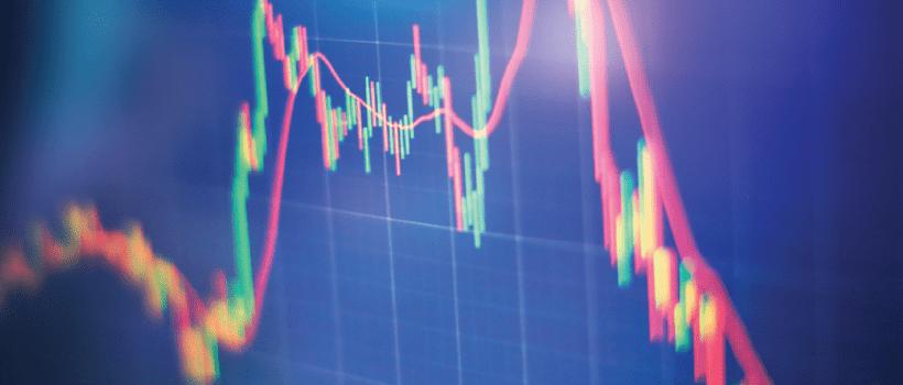 stock value falling