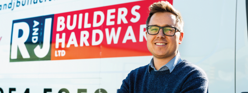R&J Builders Hardware Chooses Twentyone To Extend National Reach