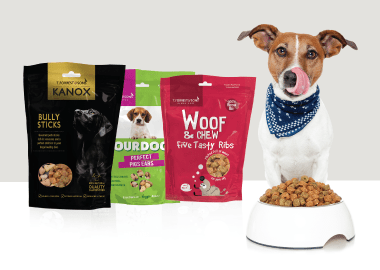 T. Forrest's brand new range of treats hits UK pet stores
