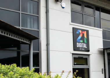 21Digital expands into new premises