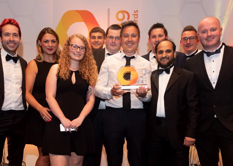 Creative & Digital Award 2019 - Hive Award 2019