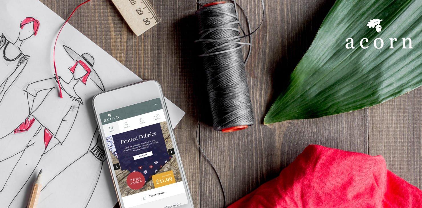Taking Lancashire textiles to new markets