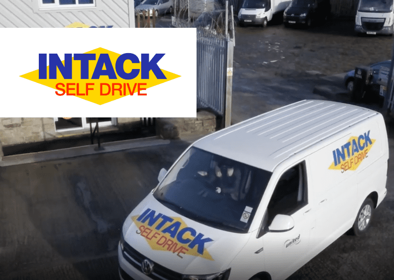 'Driving' sales for Intack Self Drive