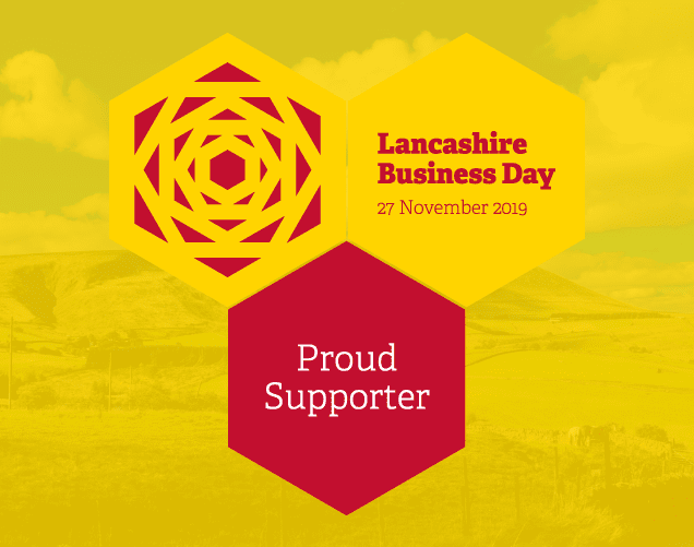 We'll see you at Lancashire Business Day!