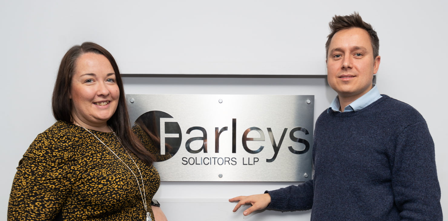 21Digital to boost online conversions for Farleys Solicitors