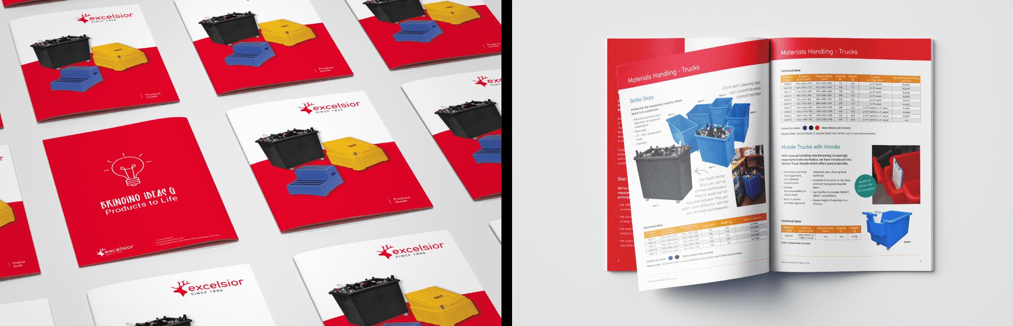 Excelsior - Graphic Design
