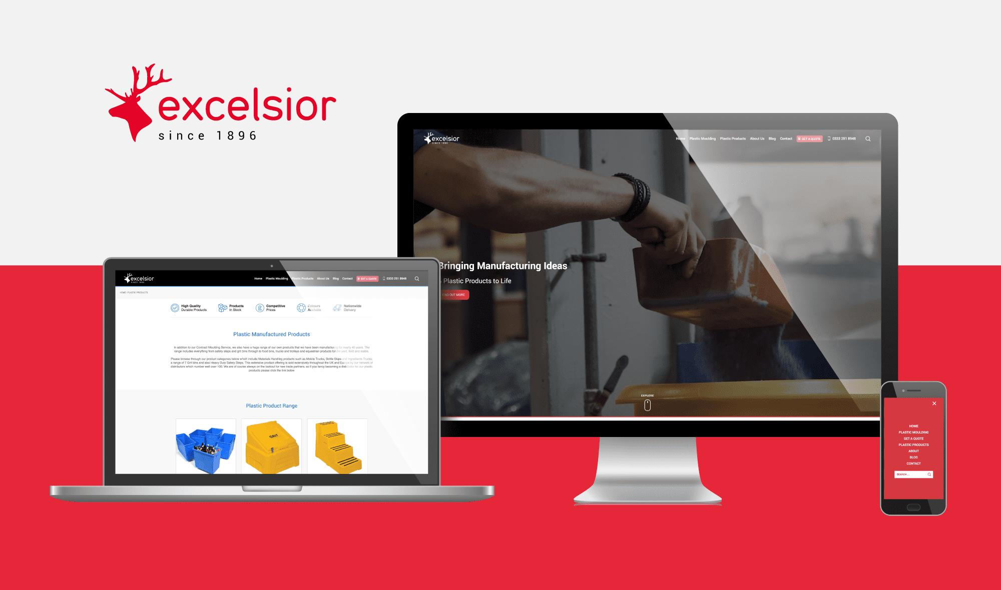 Excelsior - Wordpress Website