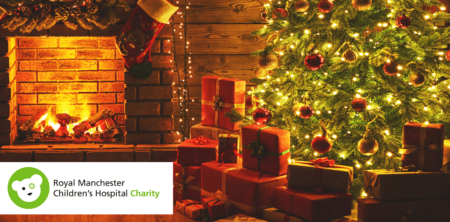 Our Christmas gift collection for children at RMCH!
