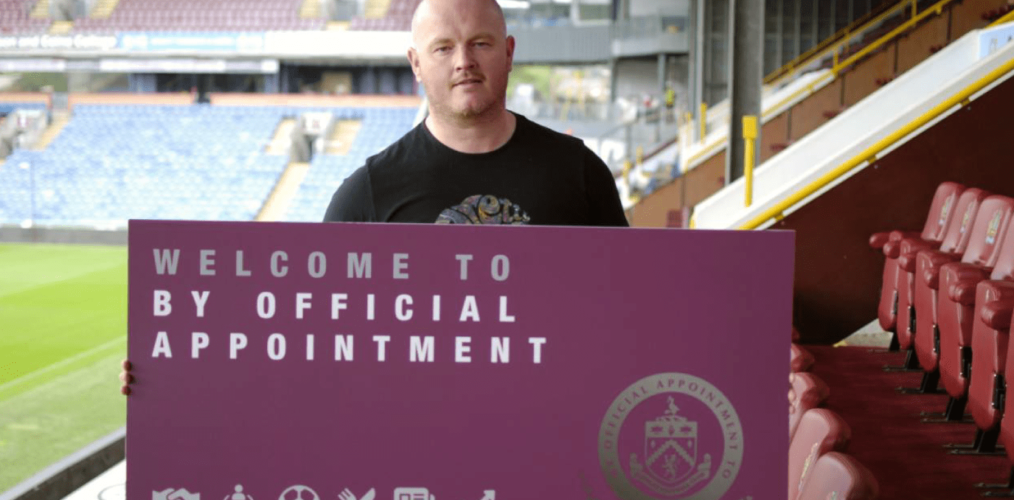 21Digital commissioned to build a new website for Burnley FC
