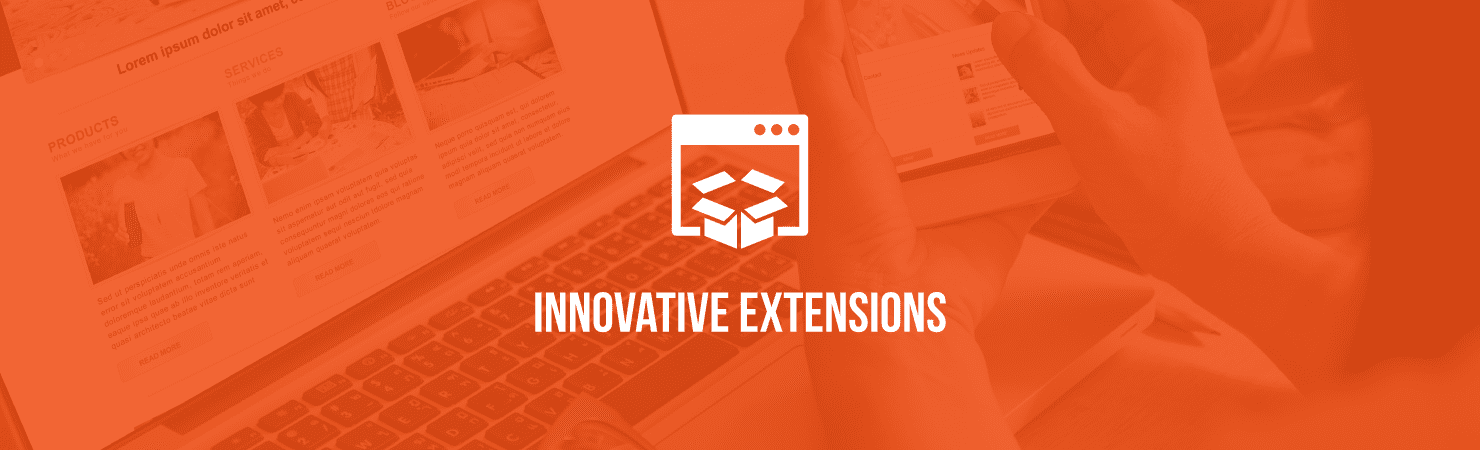Innovative extensions