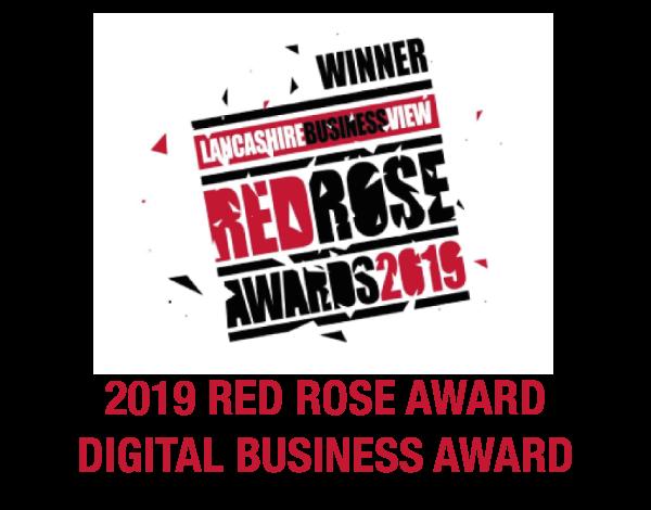 2019 Red Rose Awards / Digital Business Award