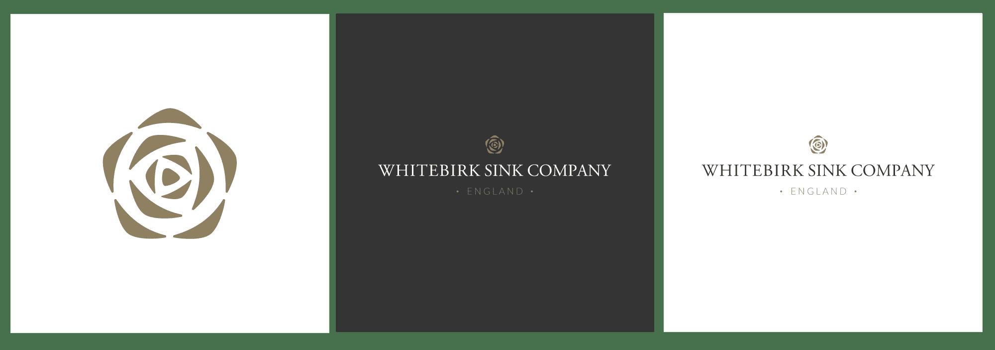 Whitebirk Sink Company - Branding