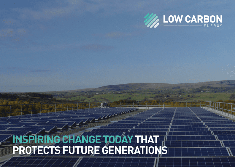 Low Carbon Energy commission new website for a bright new future