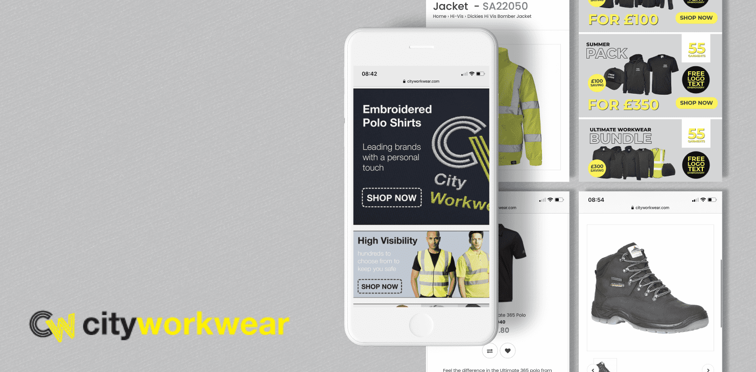 New 21Digital brief after 520% revenue boost for City Workwear
