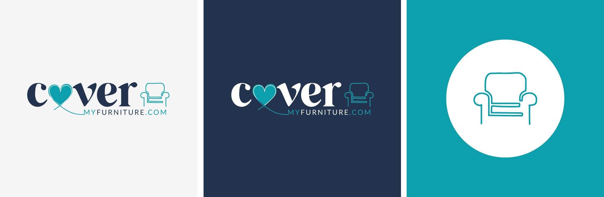 Cover My Furniture - Branding