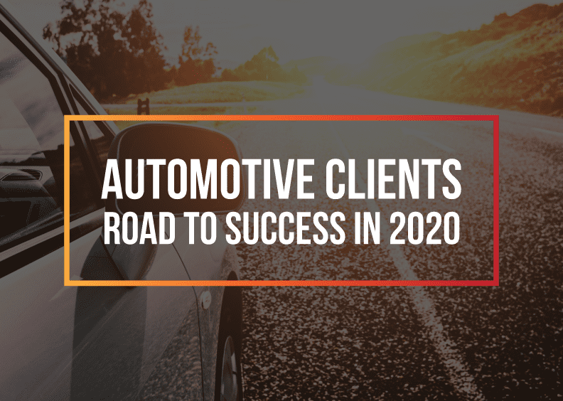 21Digital helps automotive clients on the road to success in 2020