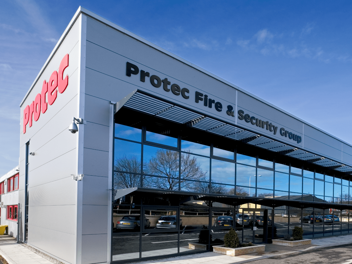 Cutting edge new website for Europe's largest fire and security company