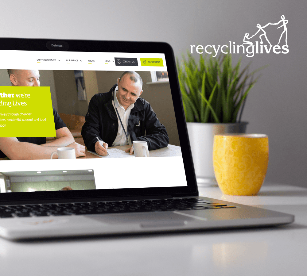 Recycling Lives Charity