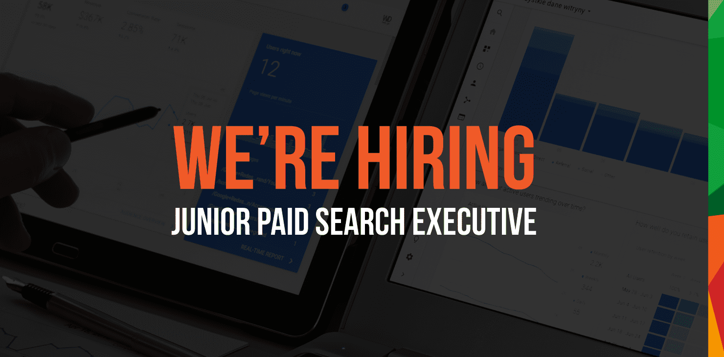 Junior Paid Search Executive (PPC Specialist)