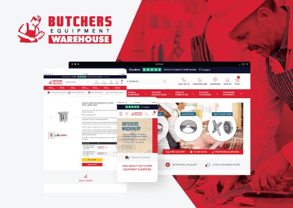 New website keeps Butchers Equipment Warehouse looking sharp