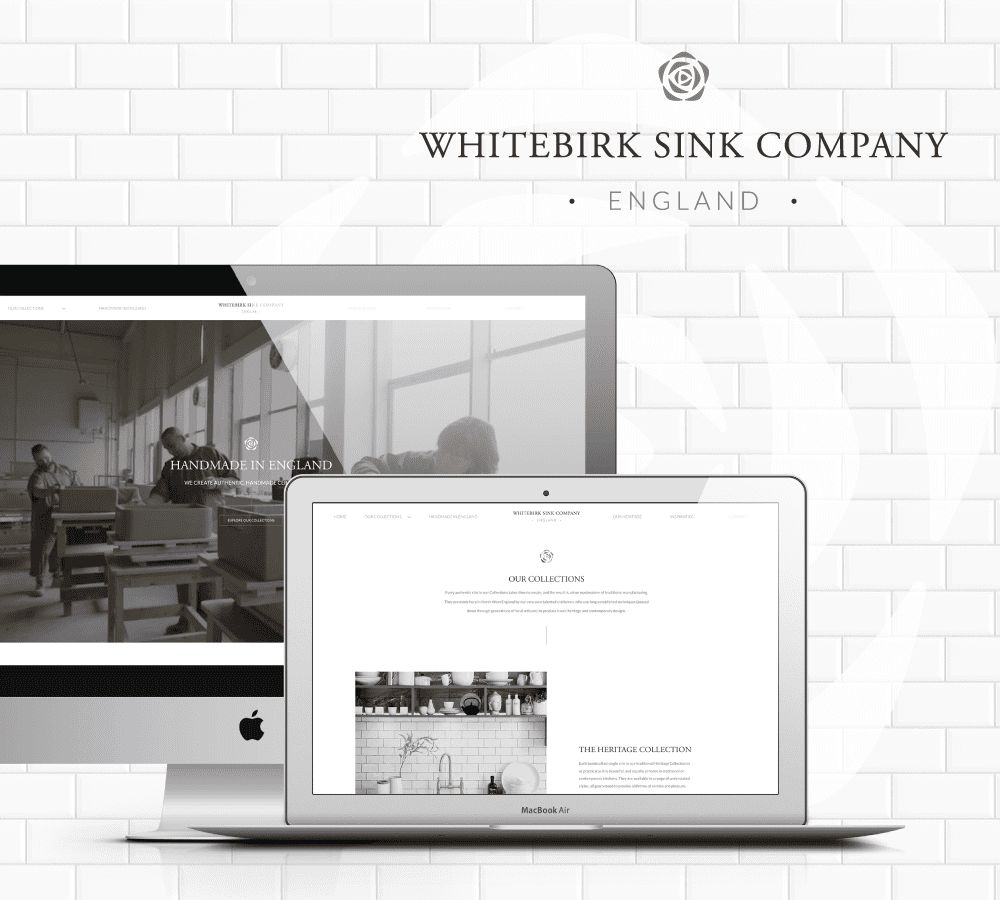 21digital to help Whitebirk Sink Company expand into North America