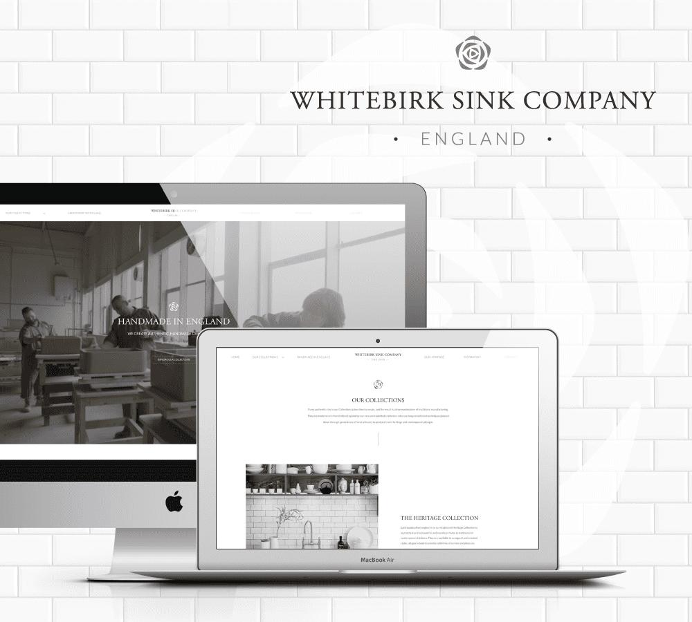 21digital to help Whitebirk Sink Company expand into North America