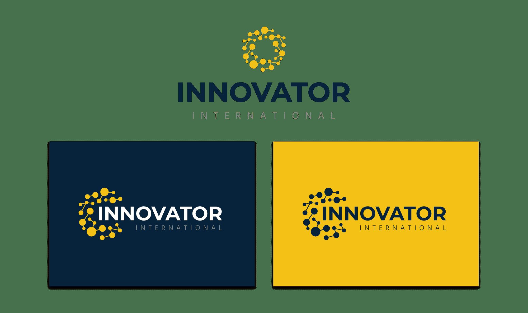 Innovator International - Brand Identity
