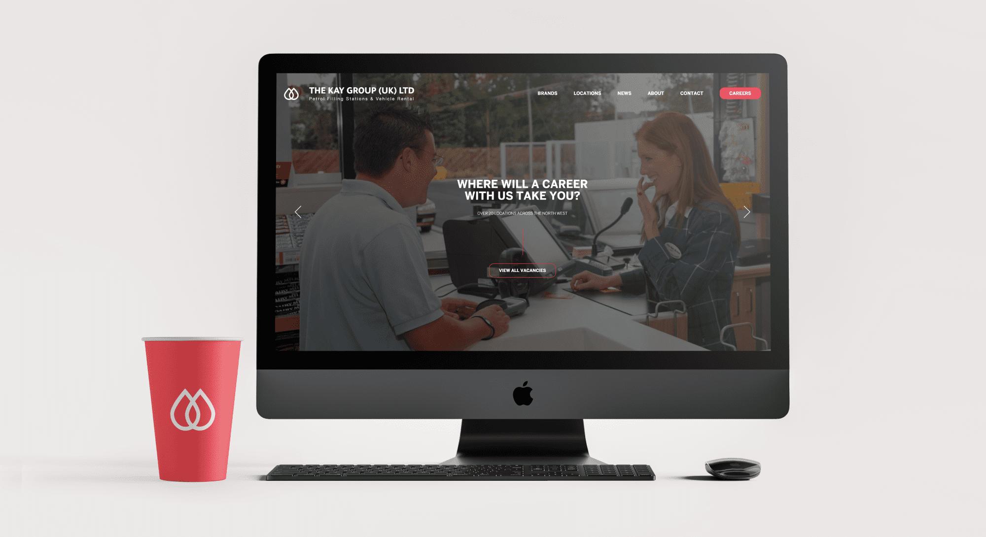 The Kay Group - Responsive WordPress Website