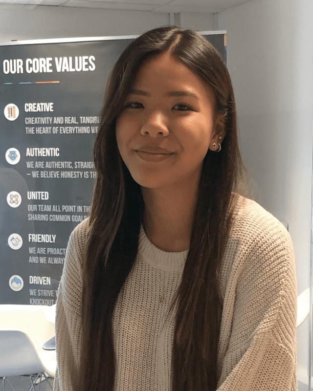 Sarah Chan - Digital Marketing Apprentice