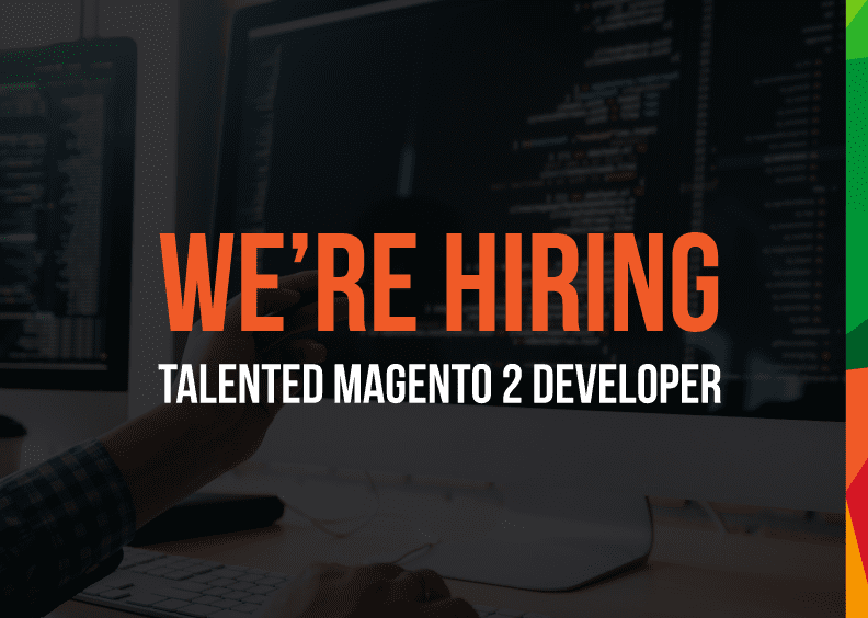 Talented Magento 2 Developer